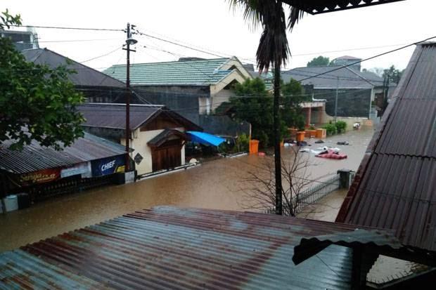 BNPB: Banjir Landa 8 Kecamatan di Manado, 3 Tewas