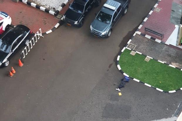 Pasca Diserang Teroris, Seluruh Pintu Mabes Polri Ditutup